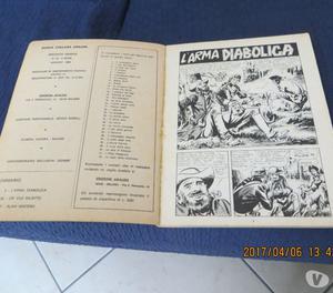 IL COMANDANTE MARK ARALDO N 33 L ARMA DIABOLICA