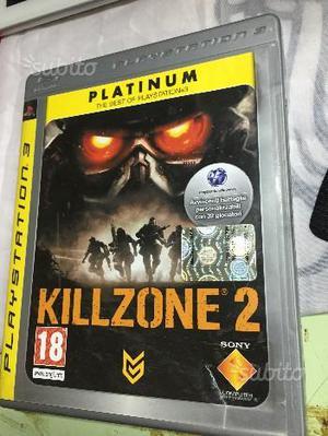 KillZone 2 per Sony PS3