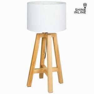 Lampada Da Tavolo Di Faggio By Shine Inline