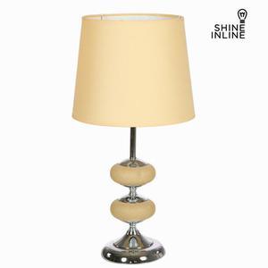 Lampada Da Tavolo Di Nichel By Shine Inline