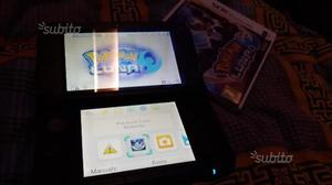 Nintendo 3ds xl pokemon luna pokemon rubino