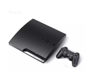 Ps3 Slim + giochi e 3 joystic