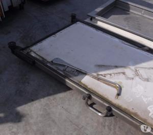 porta scorrevole TN per cella frigorifera 100X220cm