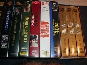 24 film in VHS - Originali