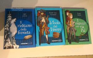 3 libri per ragazzi