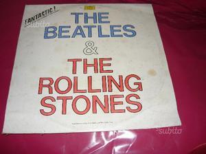 45 giri beatles rolling stones