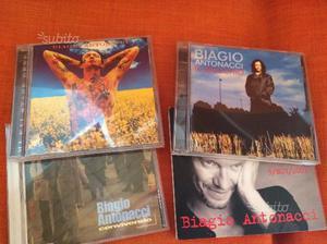 Biagio antonacci 4 cd originali