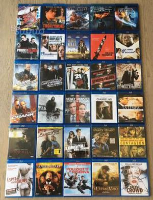 Blu ray circa 100 film