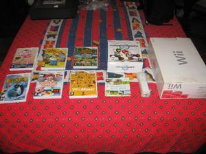 CONSOLE Nintendo Wii con 8 giochi