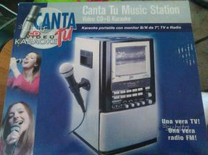 Canta tu music party posot class for Canta tu prezzo toys