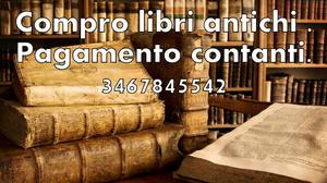 Cerco libri antichi Euro 100