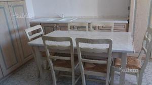 Gioco anno cucina americana in legno posot class - Tavolo all americana ...