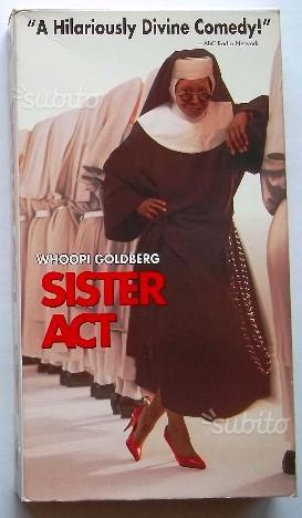 Film Sister Act in lingua originale inglese
