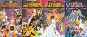 I Cavalieri dello Zodiaco (VHS Film)
