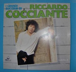 I grandi successi di Riccardo Cocciante - LP