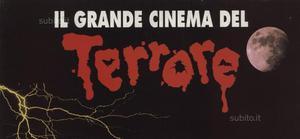 Il grande cinema del terrore