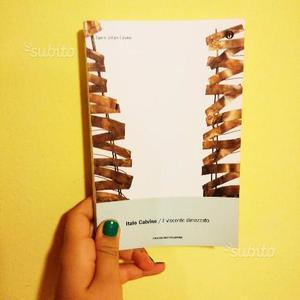 """""""Il visconte dimezzato"""" di Italo Calvino"""
