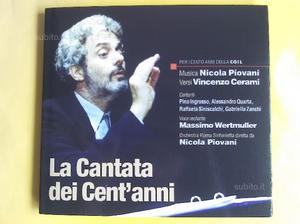 La cantata dei Cent'anni. Per CGIL Nicola Piovani,