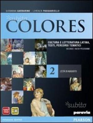 Libro latino Colores 2