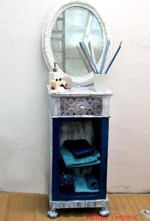 Mobile bagno porta oggetti posot class - Mobile asciugamani bagno ...