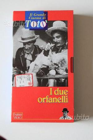 Raccolta completa film di Totò in videocassetta