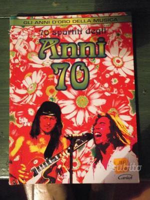 Spartiti musica anni '70