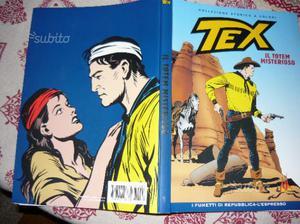 TEX Collezione storica a colori completa