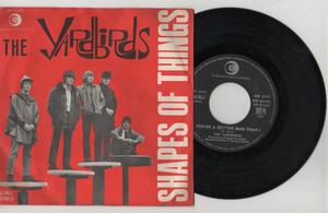 THE YARDBIRDS shapes of things, you're a better man than I