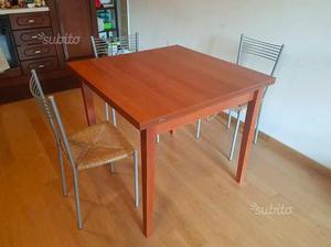 Vendo tavolo con 4 sedie mondo convenienza posot class - Mondo convenienza tavolo e sedie ...