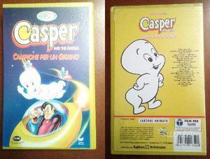 VHS CASPER (cartone Hanna e Barbera)