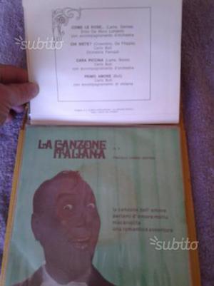 Vinile la canzone italiana 45 giri collezione. 5