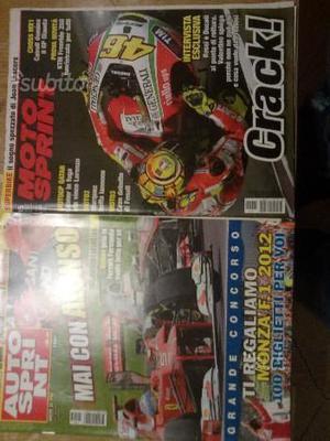 riviste autosprint e motosprint