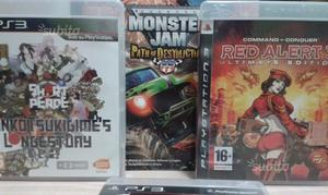 4 giochi PS3 tutti a 14 euro