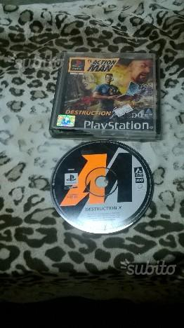 Action Man Destruction PS1