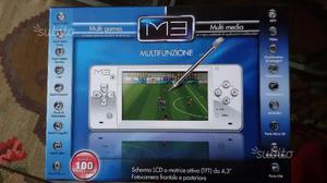 Console multigames IME, con 100 giochi integrati