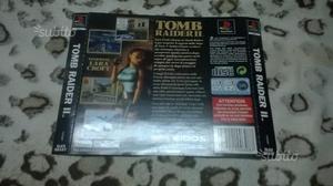 Copertina Retro Tomb Raider 2 SOny PS1