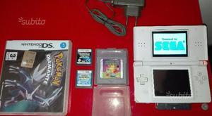 Gameboy + advanced + DS pockemon retrogames