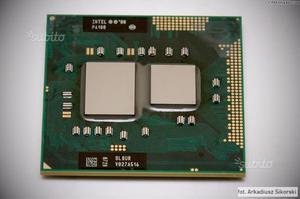 Intel® Pentium® Processor P alias i3