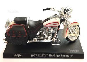 Modellini Harley Davidson