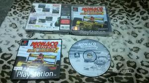Monaco Grand Prix Racing Simulation 2 per PS1