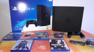 PlayStation 4 Pro da 1 terabyte