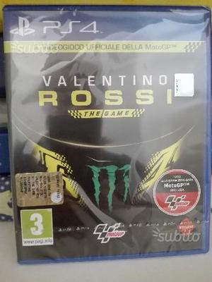 Ps4 Valentino Rossi the game