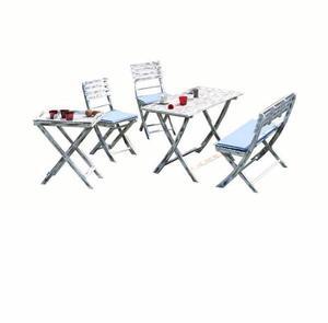Foppapedretti Tavoli Da Esterno.Set Da Giardino Tavolo Sedie Foppapedretti Posot Class