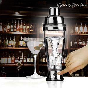 Shaker Per Cocktail Elettrico Summum Sommelier