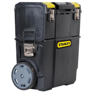 Cassetta per attrezzi valigetta con ruote posot class - Cassetta porta attrezzi stanley con ruote ...