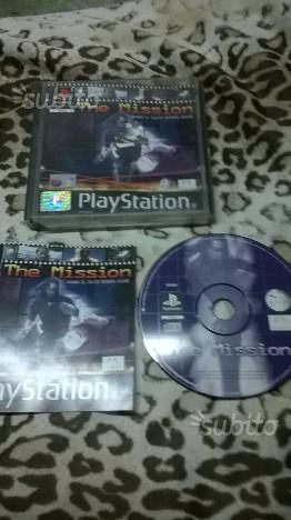The Mission per Sony PS1
