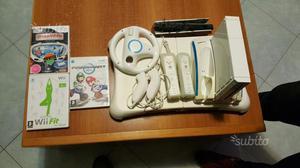 Wii + Accessori e 3 Giochi