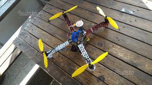 Drone quadricottero DJI Naza Lite 450 GPS Radio