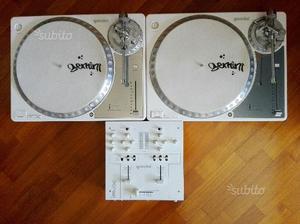 Giradischi Gemini ITT + mixer