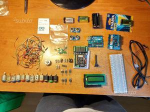 Kit Arduino uno rev 3